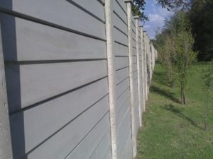 Precast Walls Midlands Estate