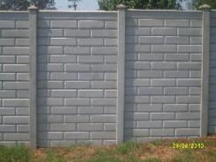 Precast Walling Willowbrae
